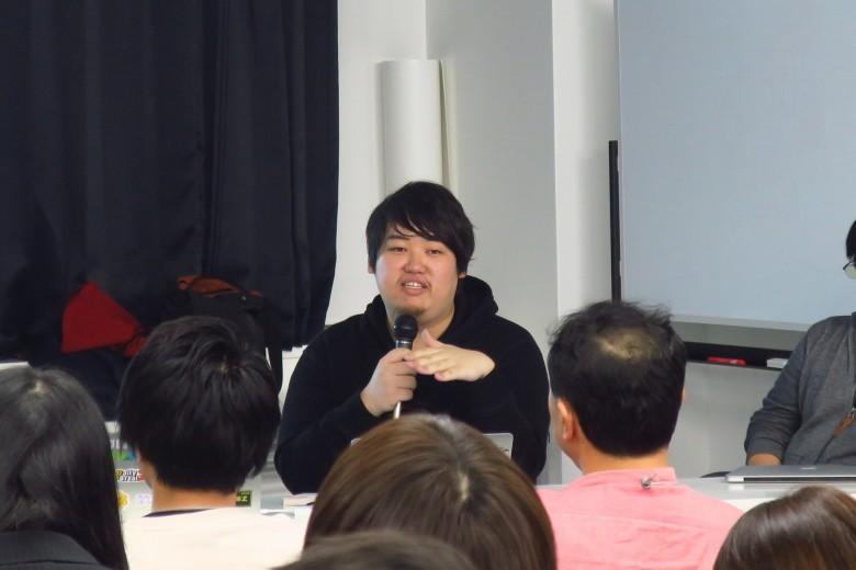 「IT学生×青森IT企業人の交流会」『BASE』CEO 鶴岡裕太氏