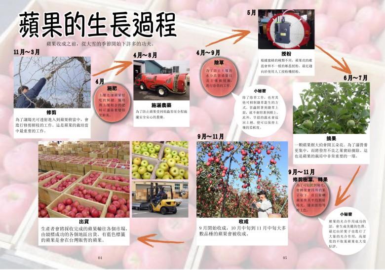 青森県ガイドブック_中国語繁体字