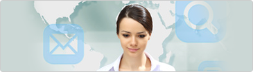 海外のWebサイトの現状や文化を踏まえたホームページの提案・制作を行っております